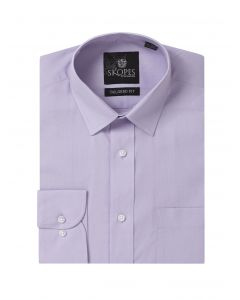 TC Tailored Formal Shirt Lilac