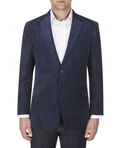 Sherwood Navy Tailored Fit Jacket