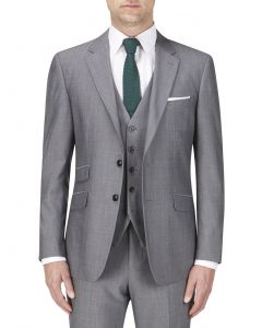 Reagan Suit Jacket Dark Grey