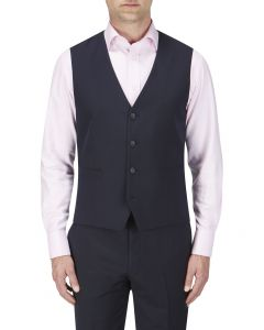 Newbury Suit Waistcoat Navy