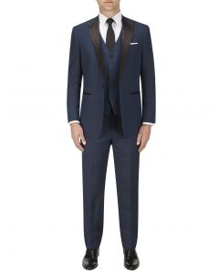 Pemberton Suit Navy