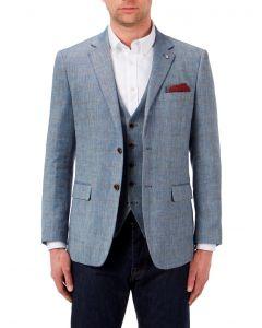 Charles Check Jacket