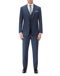 Willow Suit Blue Check