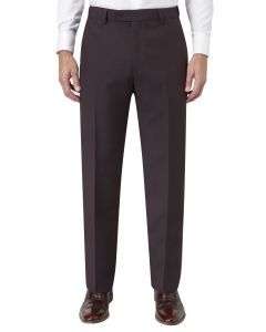 Brooklyn Trouser Plum