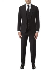 Prutton Suit Black
