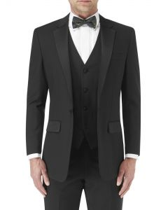 Latimer Dinner Suit Tailored Jacket Black
