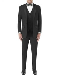 Latimer Tailored Dinner Suit Black