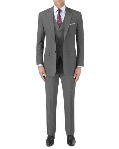 Darwin Tailored Suit Grey