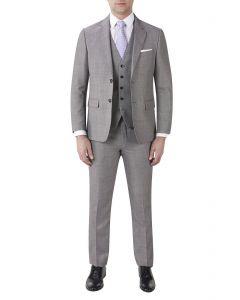 Hayden Suit Silver