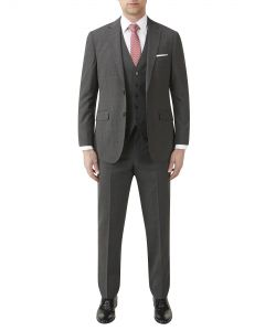 Percy Suit Charcoal