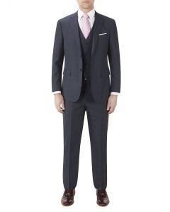 Sandburg Suit Blue Check