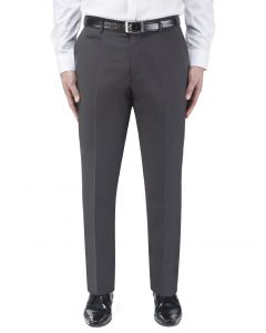 Madrid Tailored Charcoal Suit Trousers