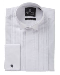 Formal Dress Shirt White