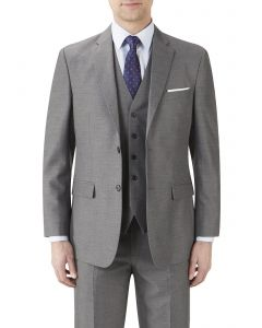 Dickinson Suit Jacket Grey