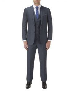Harcourt Tailored Suit Blue