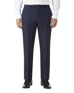 Harcourt Tailored Suit Trousers Navy