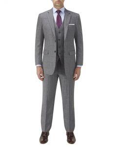 Waldo Suit Grey Check
