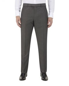 Bruno Suit Slim Trousers Charcoal