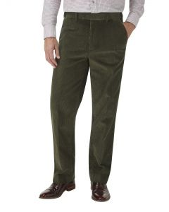 Lewis Corduroy Trousers