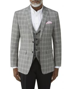 Syracuse Check Jacket
