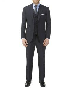 Wilkinson Suit Navy Stripe