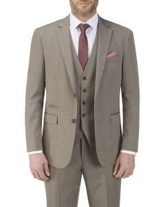 Dunstall Check Suit Jacket