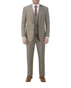 Dunstall Suit Brown Check