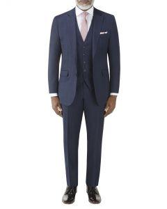 Quinton Suit Blue Check