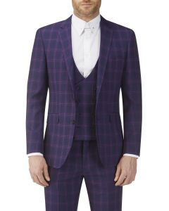 Guthrie Check Suit Jacket
