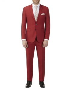 Silas Suit Red