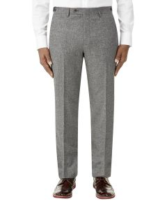 Bremner Tweed Suit Trouser Grey