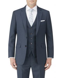 Whiteleaf Suit Jacket Navy