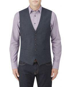 Hafren Wool Blend Waistcoat