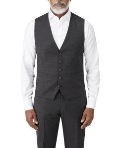 Vittoria Suit Waistcoat Charcoal