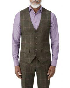 Morfe Suit Waistcoat