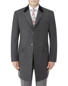 Gresham Overcoat Charcoal