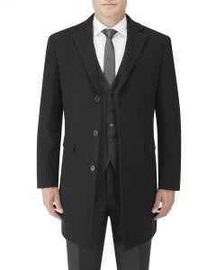 Baker Overcoat Black