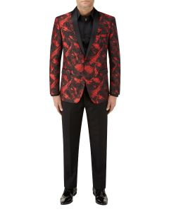 Phoenix Suit Red
