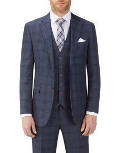 Minworth Check Suit Jacket