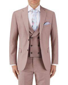 Sultano Suit Slim Jacket Mink