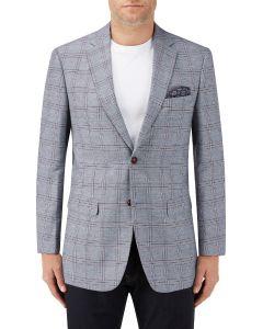 Furnari Check Jacket