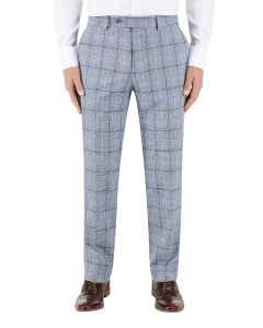 Stark Check Suit Tailored Trouser