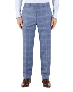 Kaye Check Suit Tailored Trouser