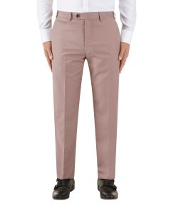 Sultano Suit Tapered Trouser Mink