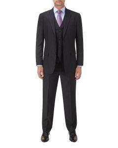 Fielding Suit Navy Stripe