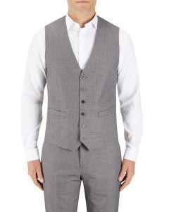 Harcourt SB Waistcoat Silver