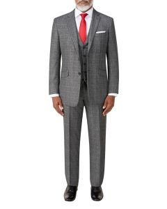 Kolding Classic Suit Charcoal Check