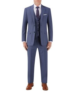 Crown Suit Blue
