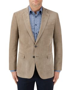 Lisbon Soft Touch Jacket Sand