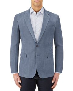 Lisbon Soft Touch Jacket Blue